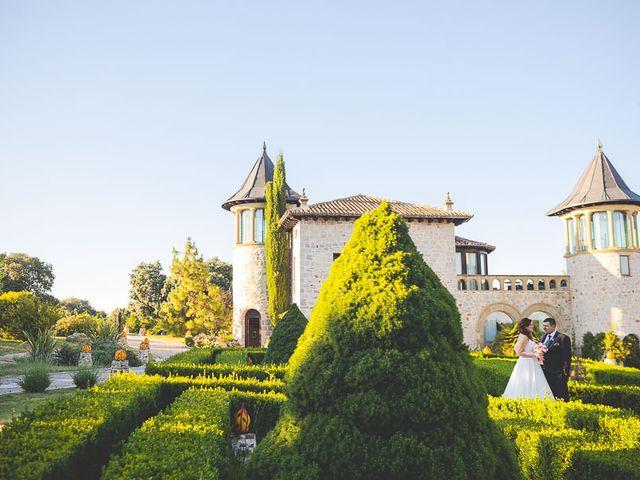 La boda de José y Belen en Mangiron, Madrid 36