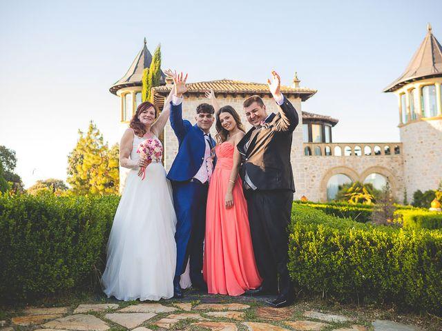 La boda de José y Belen en Mangiron, Madrid 39