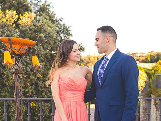 La boda de José y Belen en Mangiron, Madrid 42