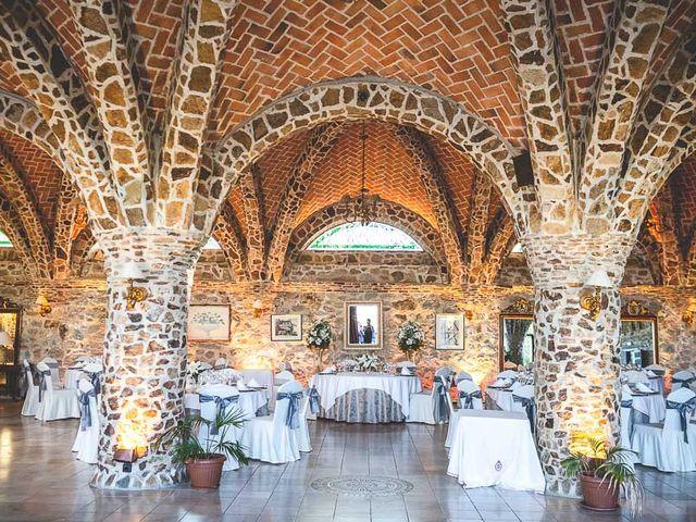 La boda de José y Belen en Mangiron, Madrid 44