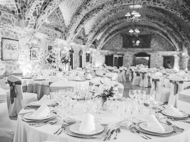 La boda de José y Belen en Mangiron, Madrid 45