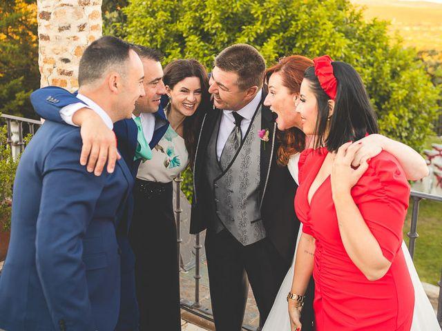 La boda de José y Belen en Mangiron, Madrid 47