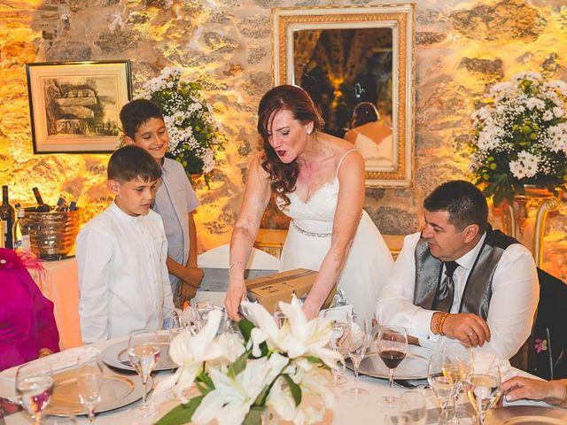 La boda de José y Belen en Mangiron, Madrid 51