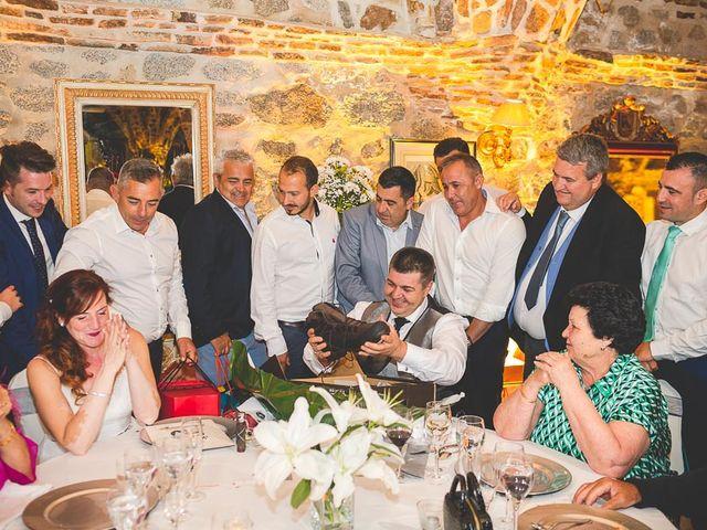 La boda de José y Belen en Mangiron, Madrid 54