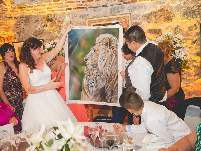 La boda de José y Belen en Mangiron, Madrid 56