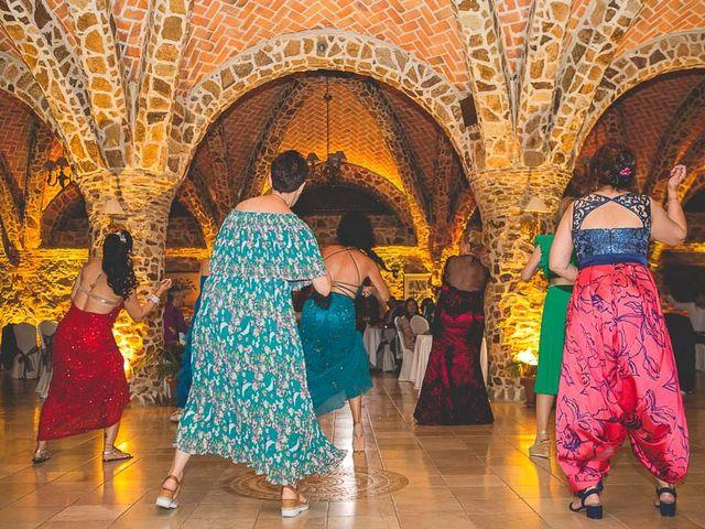 La boda de José y Belen en Mangiron, Madrid 60