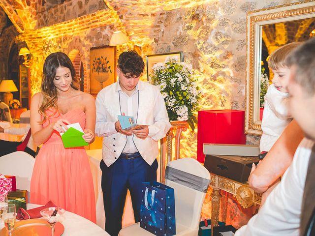 La boda de José y Belen en Mangiron, Madrid 61