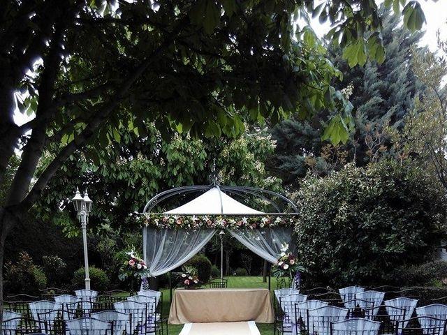 La boda de David  y Kristel  en Collado Villalba, Madrid 3