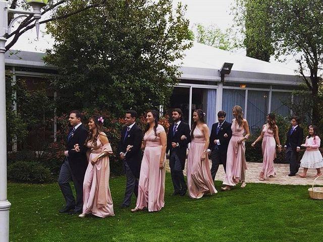 La boda de David  y Kristel  en Collado Villalba, Madrid 8