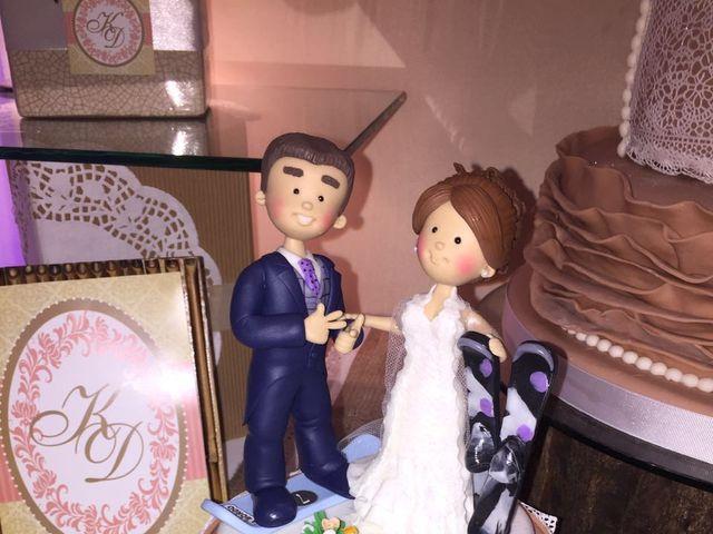 La boda de David  y Kristel  en Collado Villalba, Madrid 14