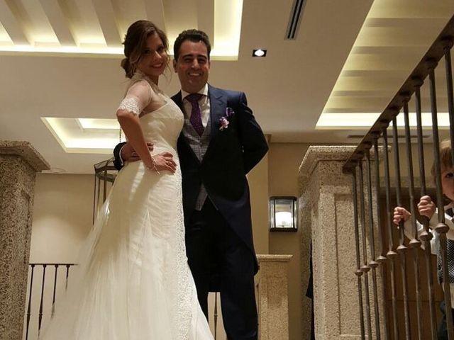 La boda de David  y Kristel  en Collado Villalba, Madrid 16