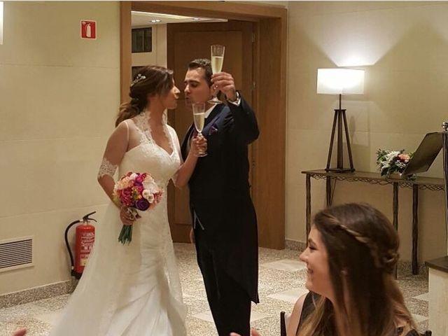 La boda de David  y Kristel  en Collado Villalba, Madrid 17
