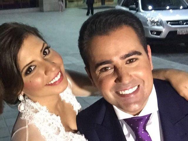 La boda de David  y Kristel  en Collado Villalba, Madrid 18