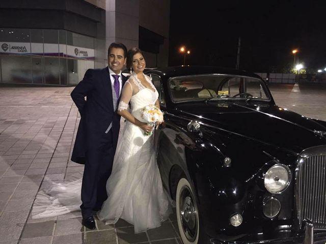 La boda de David  y Kristel  en Collado Villalba, Madrid 19