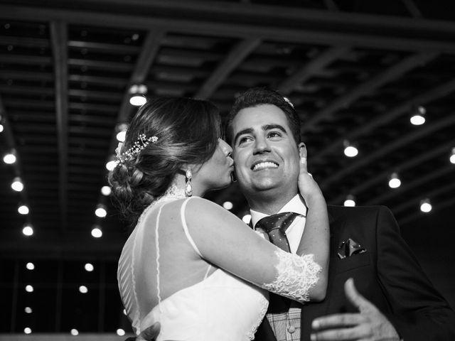 La boda de Kristel  y David