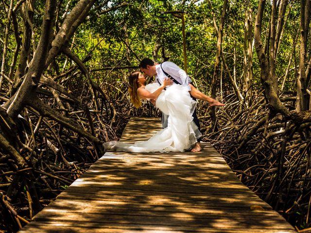 La boda de David  y Kristel  en Collado Villalba, Madrid 24
