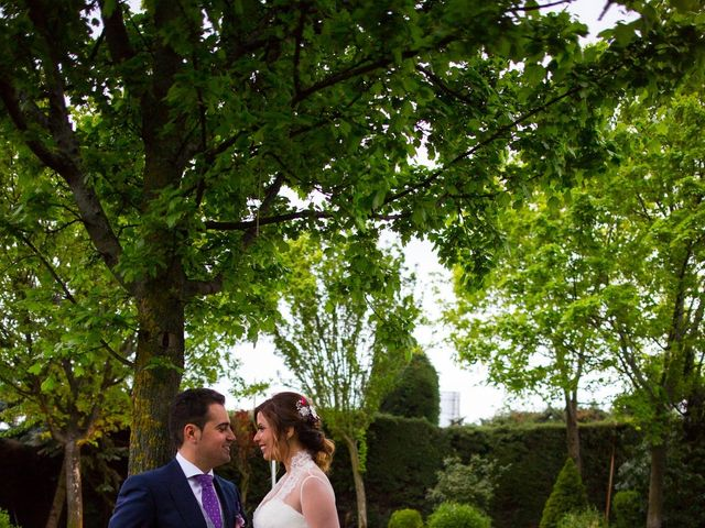 La boda de David  y Kristel  en Collado Villalba, Madrid 26
