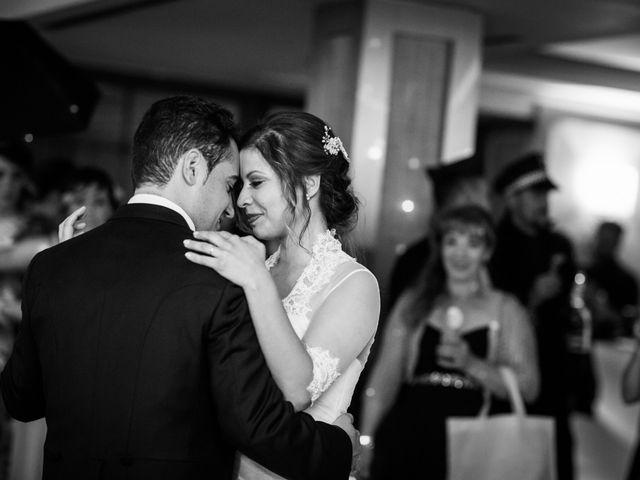 La boda de David  y Kristel  en Collado Villalba, Madrid 27