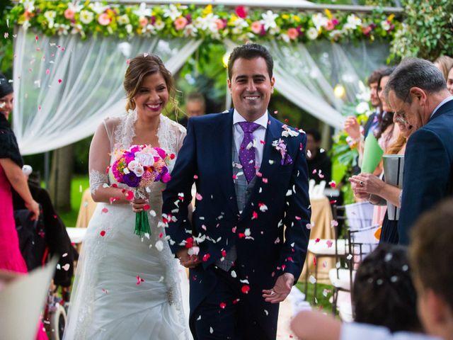 La boda de David  y Kristel  en Collado Villalba, Madrid 28