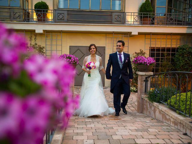 La boda de David  y Kristel  en Collado Villalba, Madrid 29