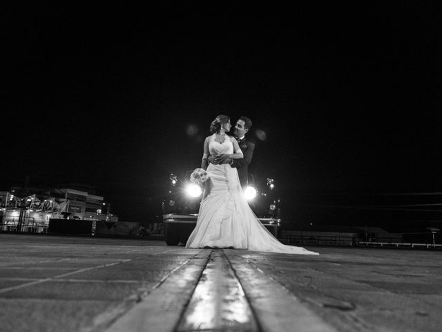 La boda de David  y Kristel  en Collado Villalba, Madrid 30