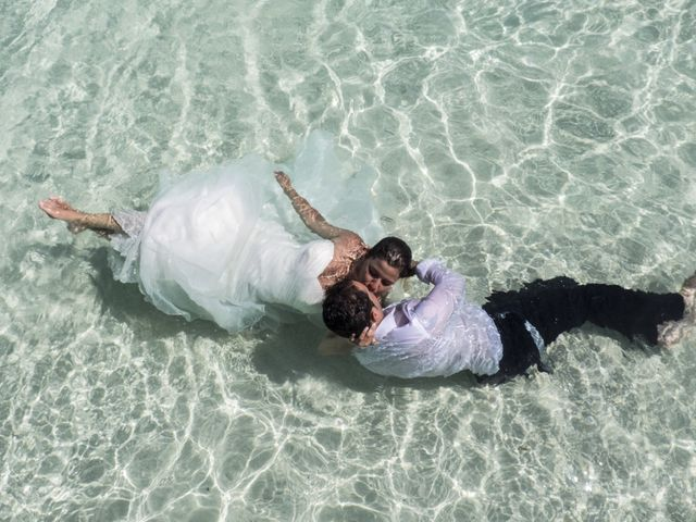 La boda de David  y Kristel  en Collado Villalba, Madrid 33