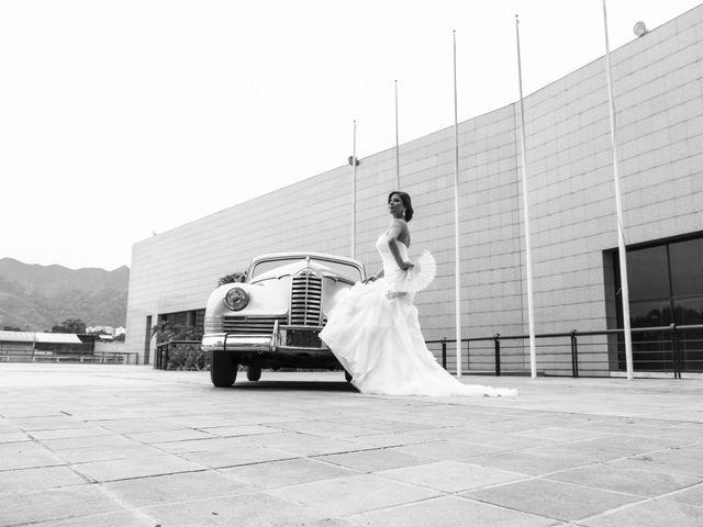 La boda de David  y Kristel  en Collado Villalba, Madrid 34