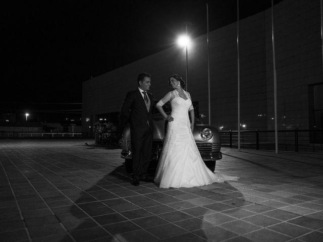 La boda de David  y Kristel  en Collado Villalba, Madrid 35