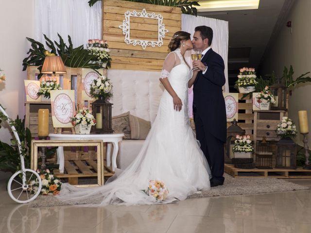 La boda de David  y Kristel  en Collado Villalba, Madrid 36