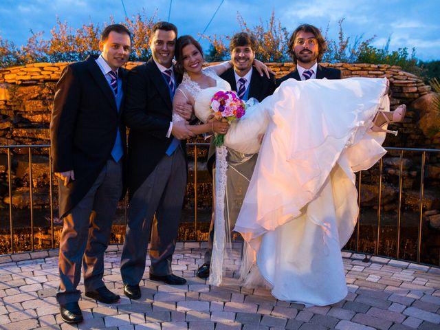 La boda de David  y Kristel  en Collado Villalba, Madrid 37