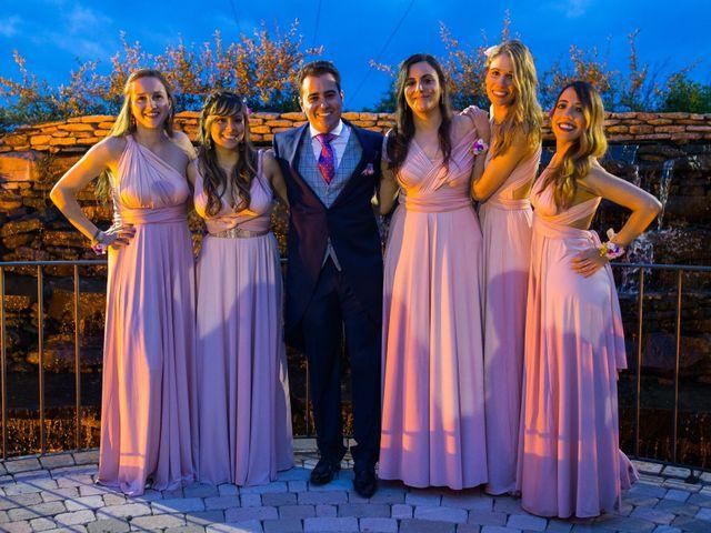 La boda de David  y Kristel  en Collado Villalba, Madrid 39