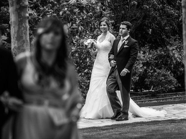 La boda de David  y Kristel  en Collado Villalba, Madrid 45