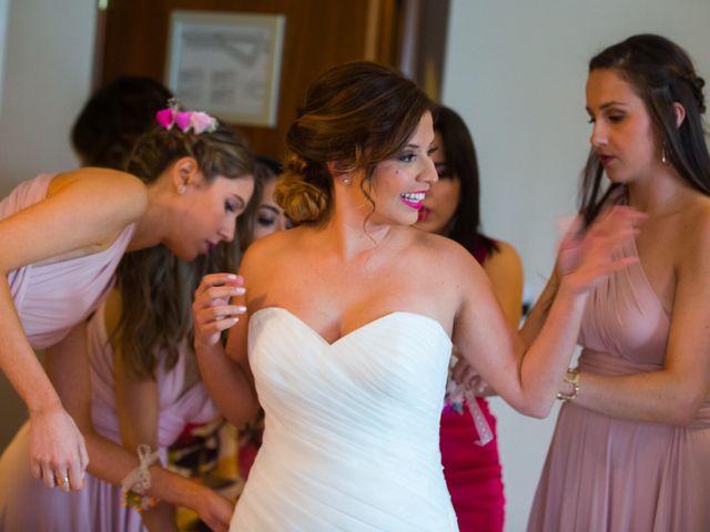 La boda de David  y Kristel  en Collado Villalba, Madrid 48