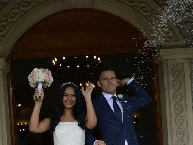 La boda de Manuel y karoline en Villaviciosa, Asturias 4