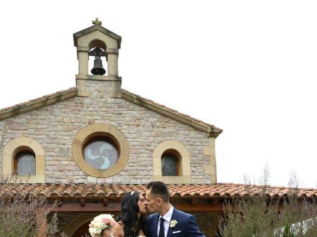 La boda de Manuel y karoline en Villaviciosa, Asturias 1
