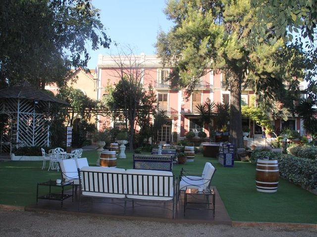 La boda de Chordi y Noelia en Picanya, Valencia 2