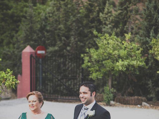La boda de Jose y Ana en Málaga, Málaga 33
