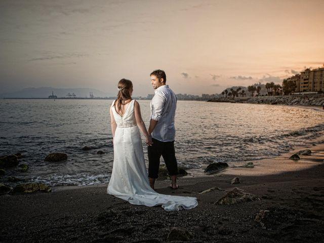 La boda de Jose y Ana en Málaga, Málaga 45