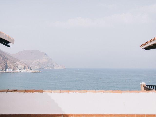 La boda de Antonio y Mar en San Jose, Almería 6