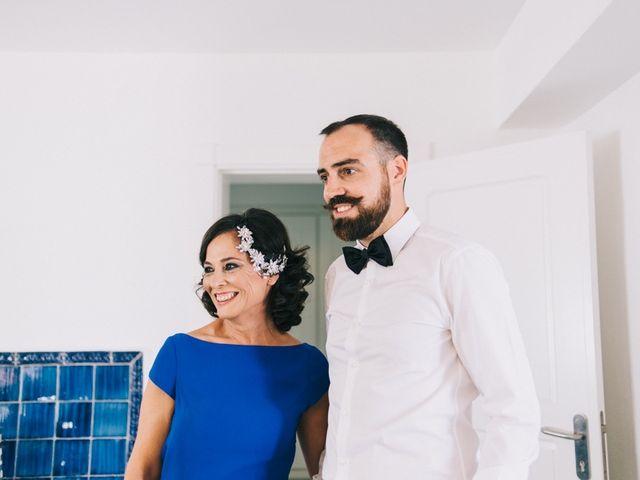 La boda de Antonio y Mar en San Jose, Almería 9