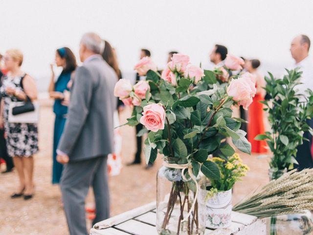 La boda de Antonio y Mar en San Jose, Almería 12