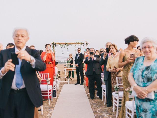 La boda de Antonio y Mar en San Jose, Almería 16