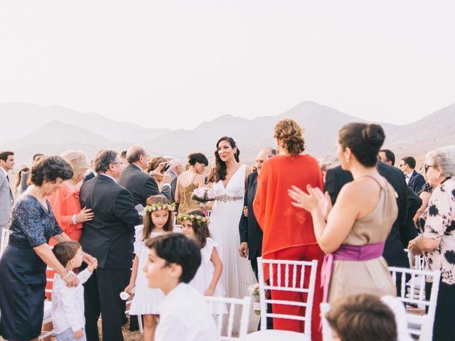La boda de Antonio y Mar en San Jose, Almería 17