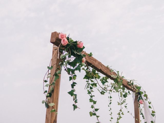 La boda de Antonio y Mar en San Jose, Almería 19