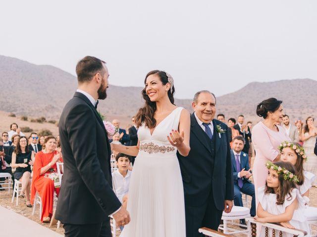 La boda de Antonio y Mar en San Jose, Almería 20