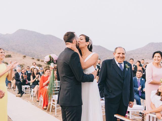 La boda de Antonio y Mar en San Jose, Almería 21