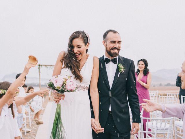 La boda de Antonio y Mar en San Jose, Almería 25