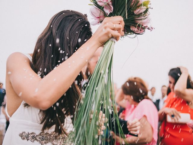 La boda de Antonio y Mar en San Jose, Almería 26
