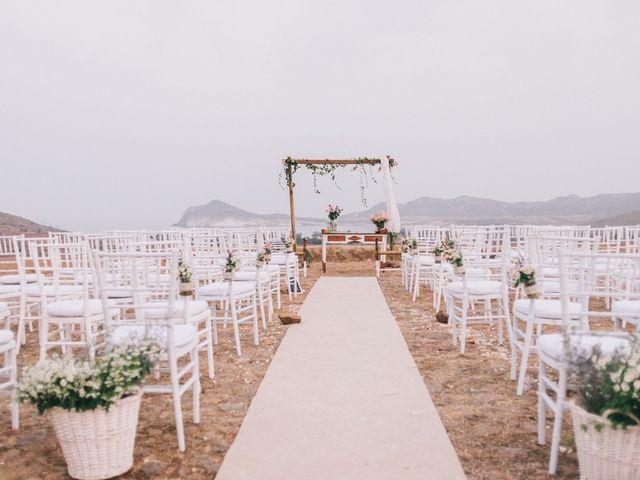 La boda de Antonio y Mar en San Jose, Almería 27