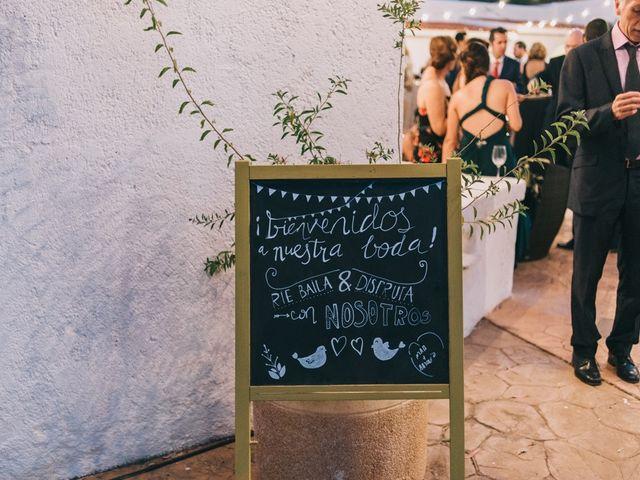 La boda de Antonio y Mar en San Jose, Almería 28